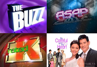 Kantar Media/TNS August 12-13 Tv ratings