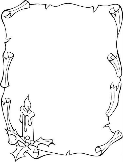 Margenes para dibujos - Imagui