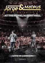 DVD Jorge e Mateus - Live In London