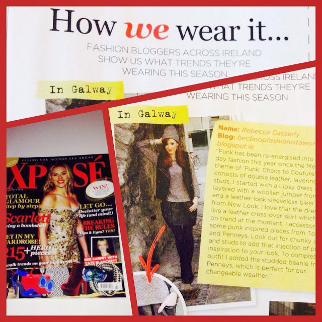 Xpose Magazine How We Wear it Feature Galway