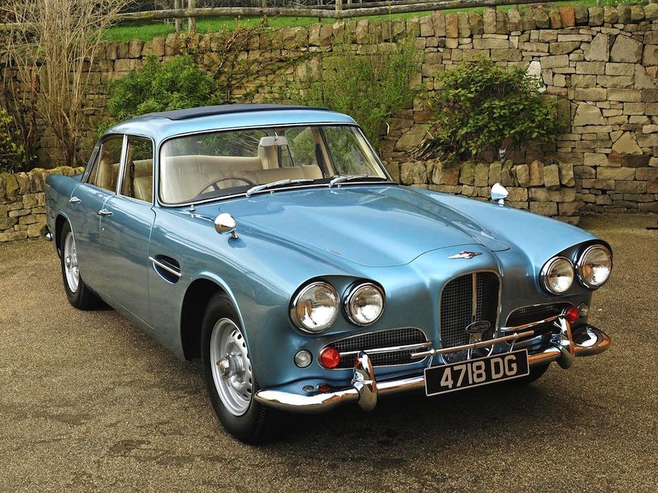 Fab Wheels Digest F W D Lagonda Rapide 1961 64