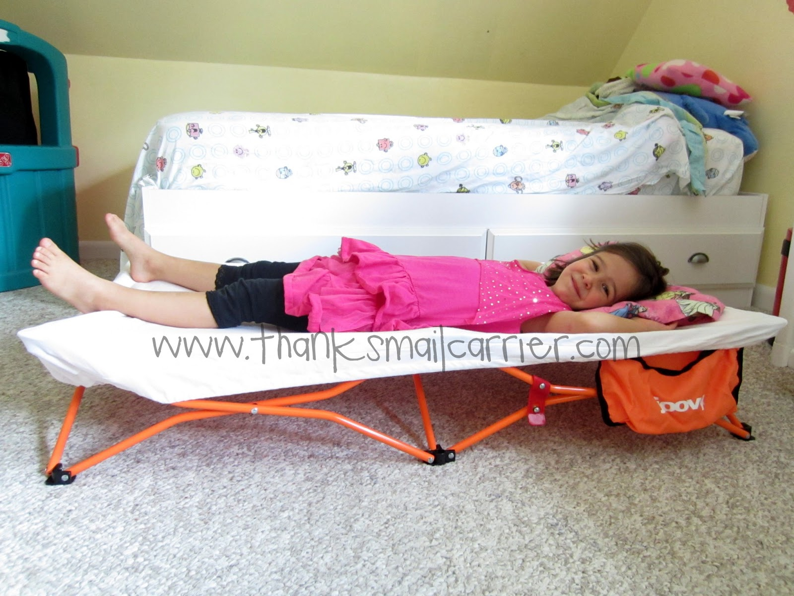 child size cot