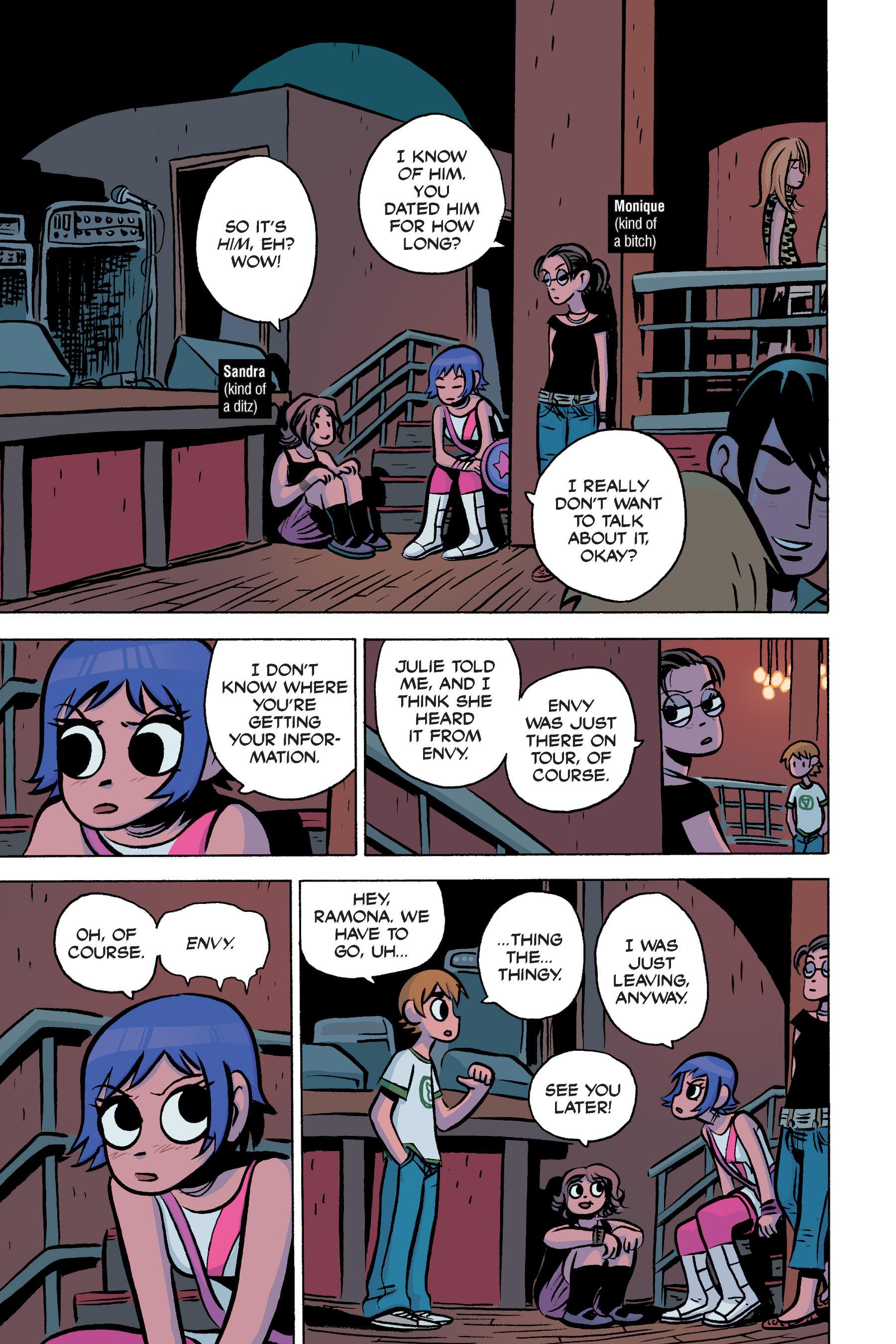 Read online Scott Pilgrim comic -  Issue #3 - 102