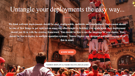 Come visit the Vamos Deploy website. Just click here.
