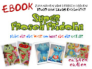 ♥ Ebook Super Frosch Fridolin 10x10 und 13x18