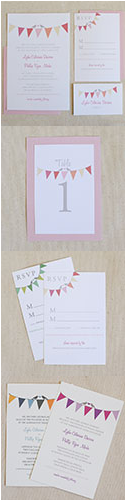 http://www.weddingchicks.com/freebies/invitation-suites/bunting-invitation-suite/
