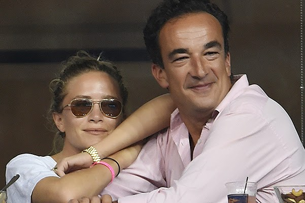 Mary-Kate Olsen and Olivier Sarkozy secretly married