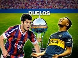 Ver Online Cerro Porteño y Boca Juniors en Partido Vuelta Cuartos de Final Copa Sudamericana (HD)