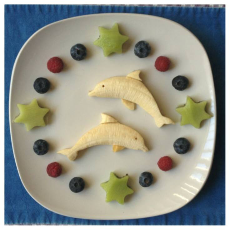 Cute Banana Snack Ideas
