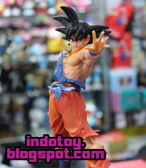 Jual Action Figure Dragon Ball HQ DX vol 5 : Son Goku