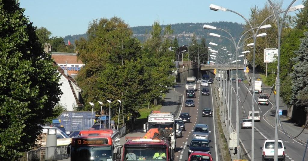 Fra ringvei til lokalvei - slik skal Dag Hammarskjølds vei omskapes