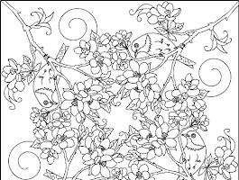 Free Mandala Coloring Pages Animals