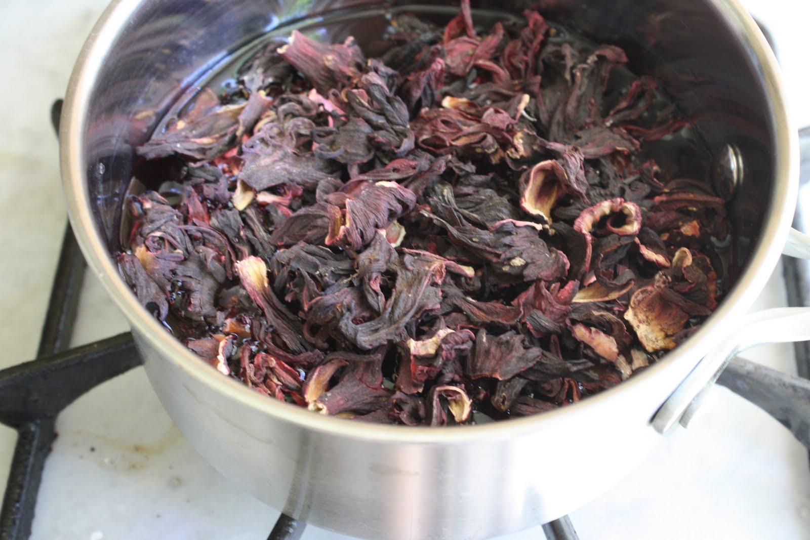 tea hibiscus tea sorbet rosehip and hibiscus sorbet hibiscus tea ...