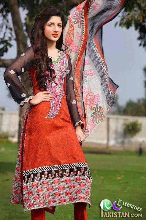 Mawra Hocane Photoshoot For Zara Collection