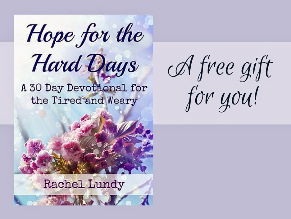 Hope for the Hard Days - a free gift for you!