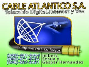 Cable Atlantico S.A. Simplemente Lo Mejor