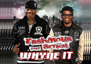 Rashmous ft Artikal -Whyne it (Live Performance) @NMAA 2012