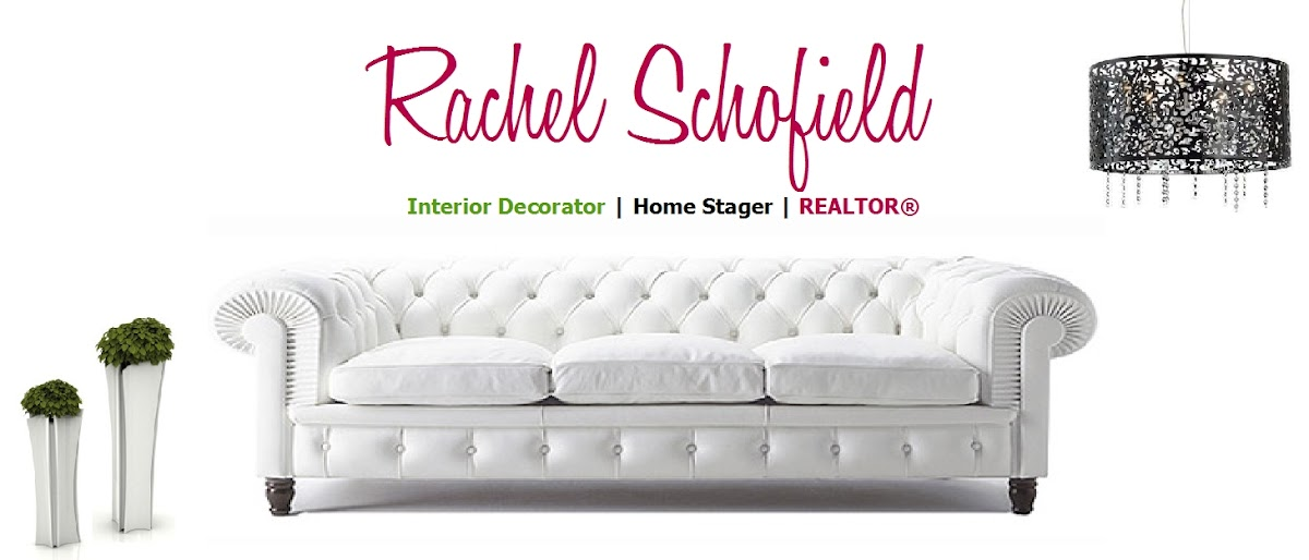 Edmonton Interior Decorator and REALTOR: Rachel Schofield
