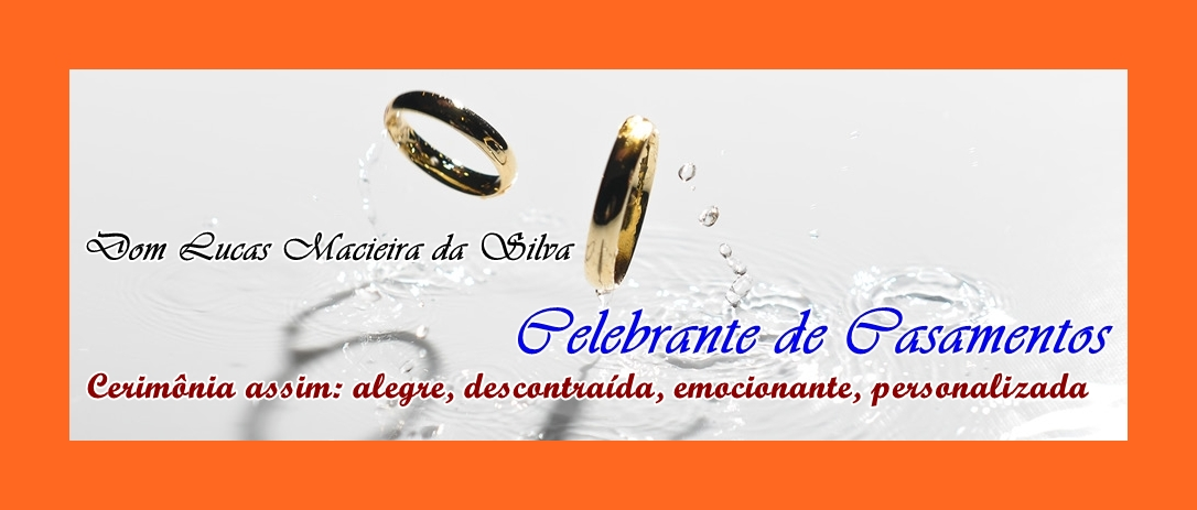 Celebrante de Casamento - Belo Horizonte
