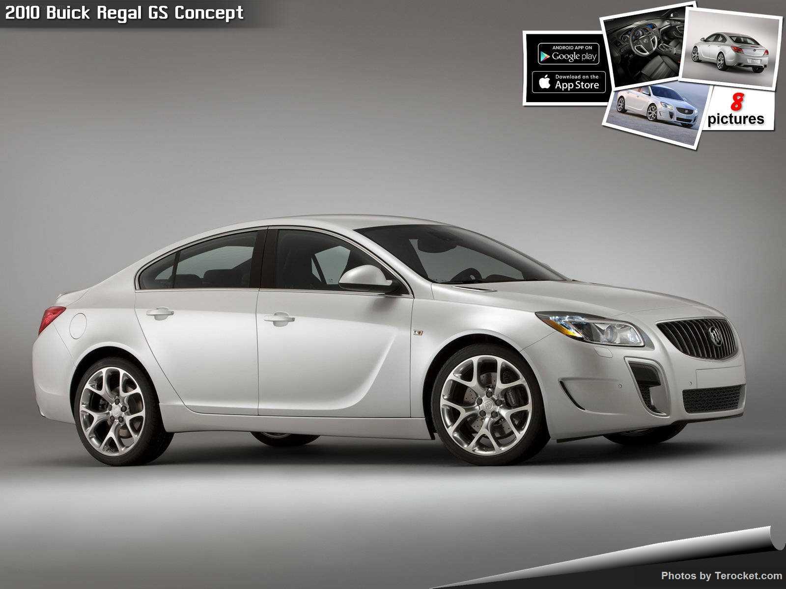 Hình ảnh xe ô tô Buick Regal GS Concept 2010 & nội ngoại thất