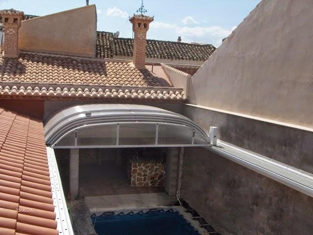 Cubiertas Para Patios Interiores - Ideas De Disenos - Ciboney.net