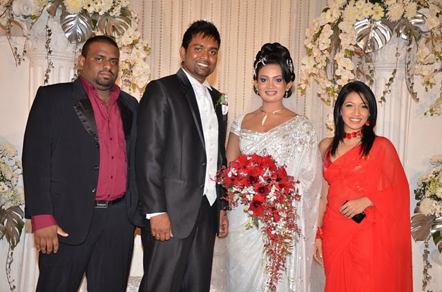 Nadini Premadasa Wedding pictures