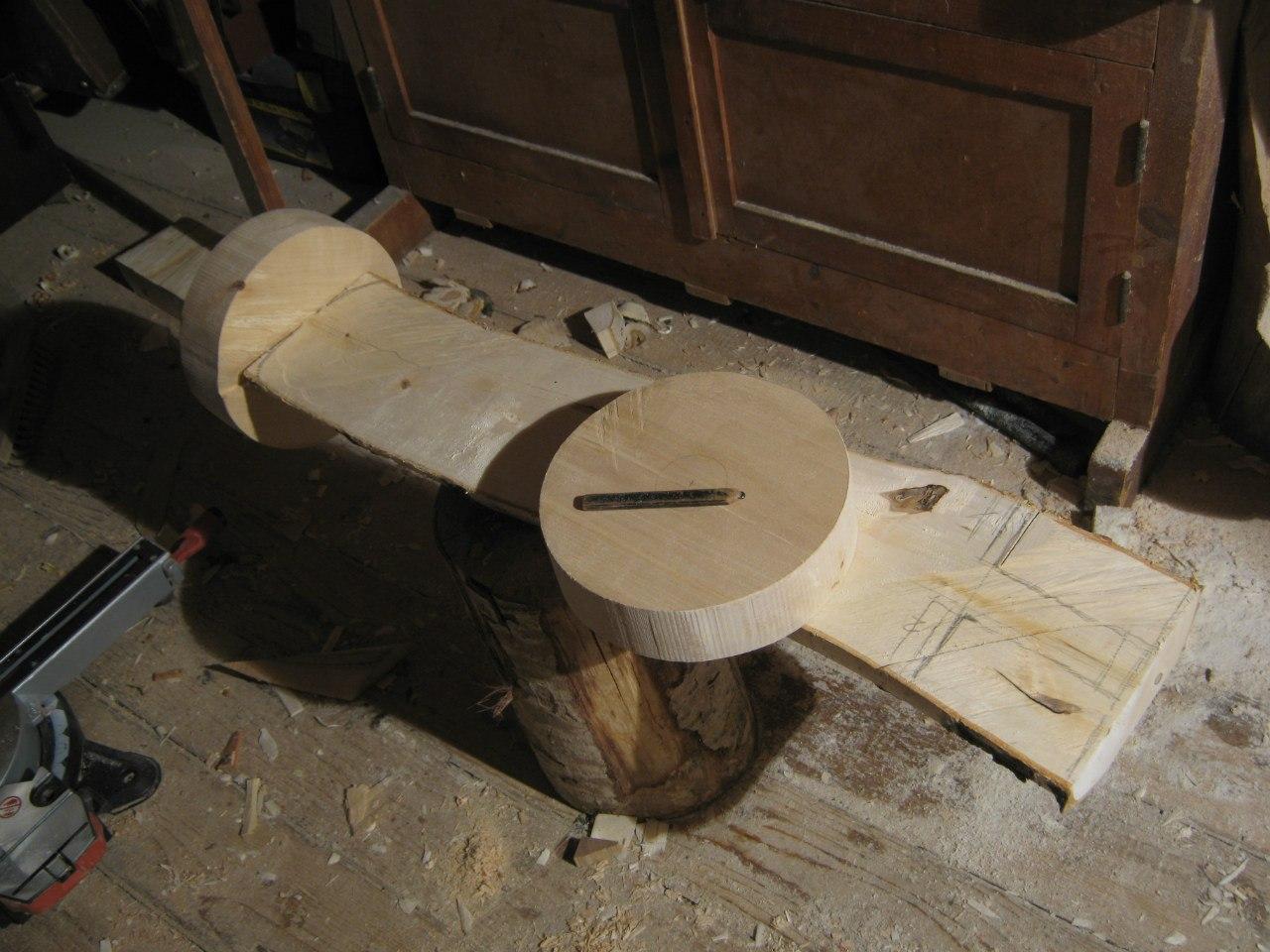 Баня в брусовом доме своими руками
