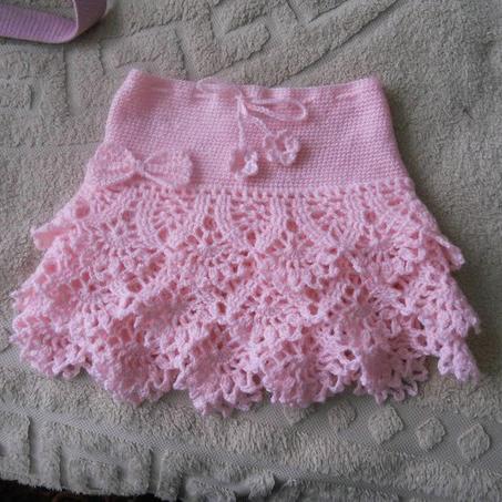 Fancy Charming Skirt for little Girls