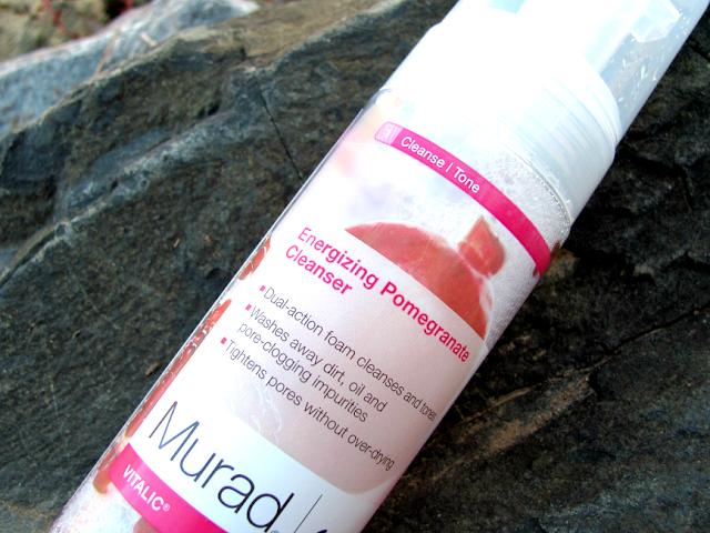 murad-energizing-pomegranate-cleanser