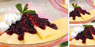 Swedish Pancake Recipe