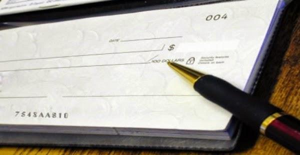 Talonarios de cheques en Derecho mercantil