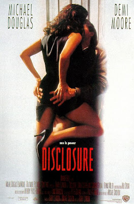 Watch Disclosure 1994 BRRip Hollywood Movie Online | Disclosure 1994 Hollywood Movie Poster