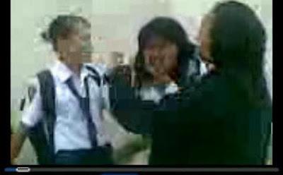 Penyiksaan Pelajar SMP Lampung