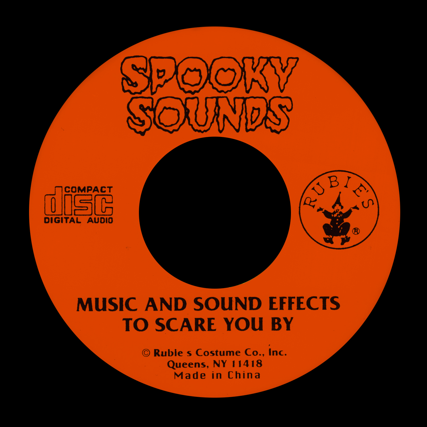 rubies spooky sounds