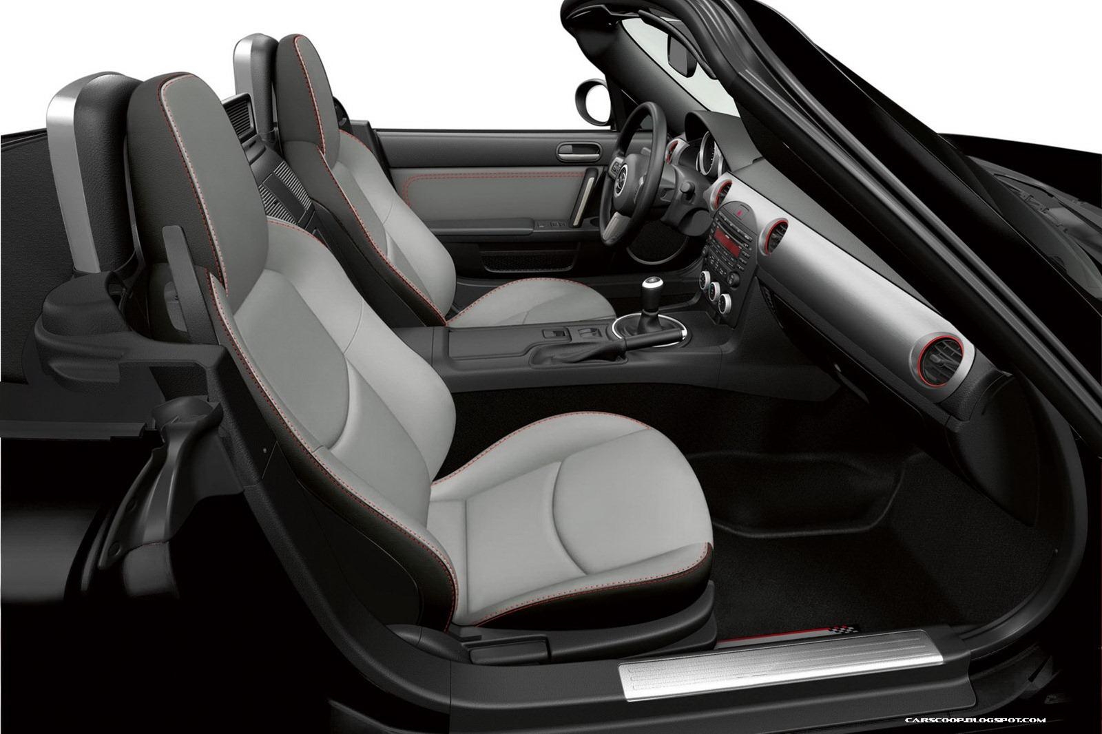 Mazda MX-5 Senshu