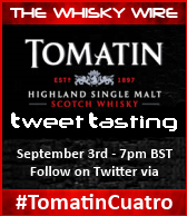 Tomatin Tweet Tasting