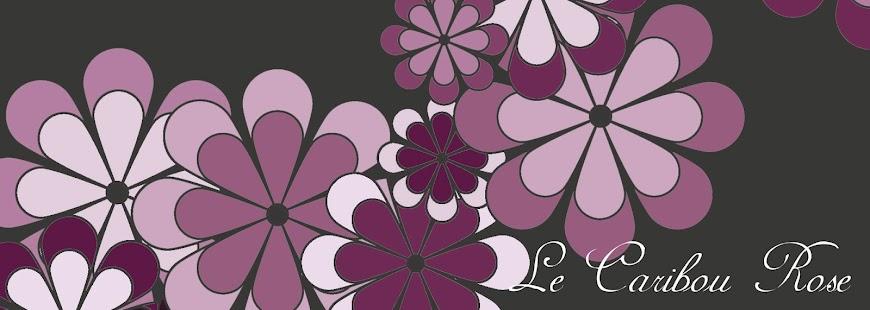 Le Caribou Rose