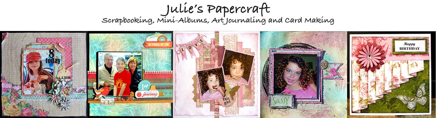 Julie's Papercraft