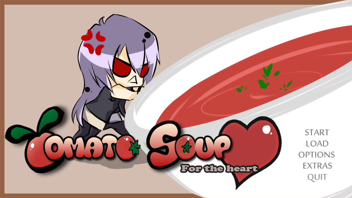 visual novel tomatosoup for the heart