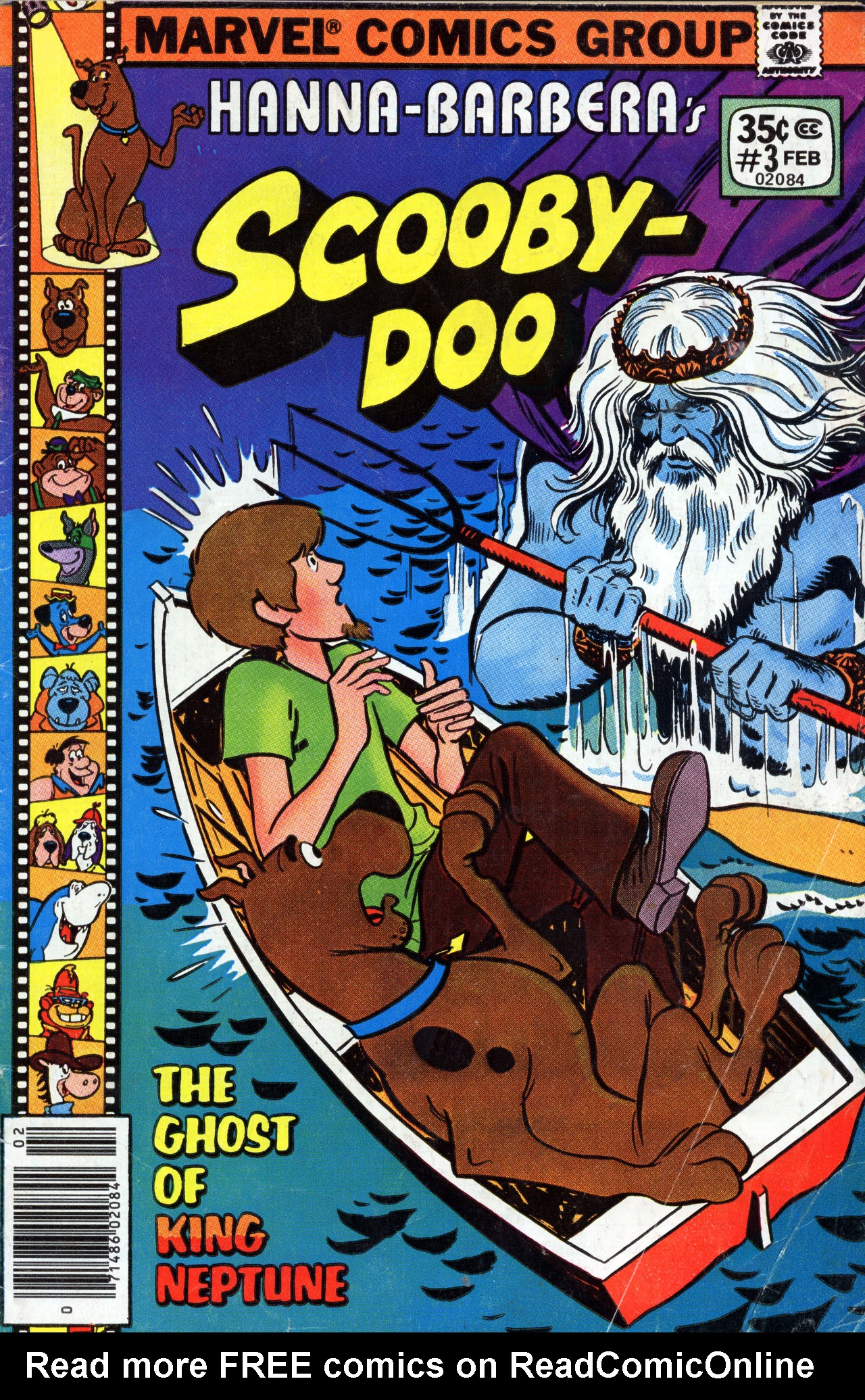 Read online Scooby-Doo (1977) comic -  Issue #3 - 1