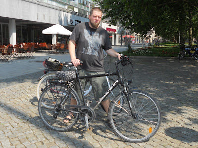 Berlin Ian bike