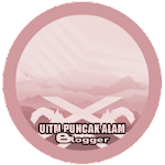 uitm p.a bLogger badge!