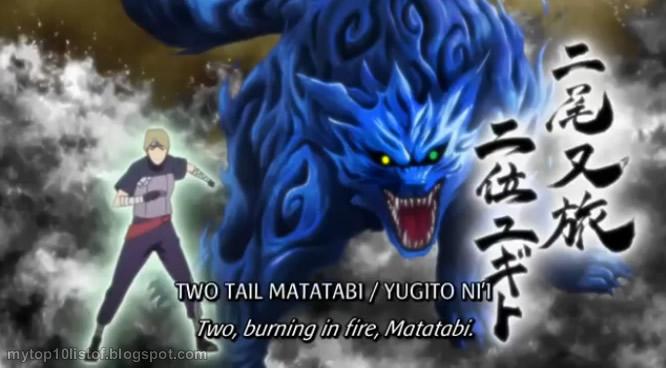 Matatabi (Two-Tails also Nibi) / Yugito Nii