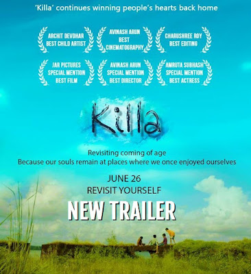 New Trailer of Marathi Movie Killa