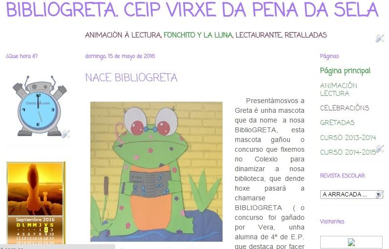 BIBLIOGRETA