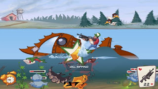 Super Dynamite Fishing Premium v1.2.1 for Android