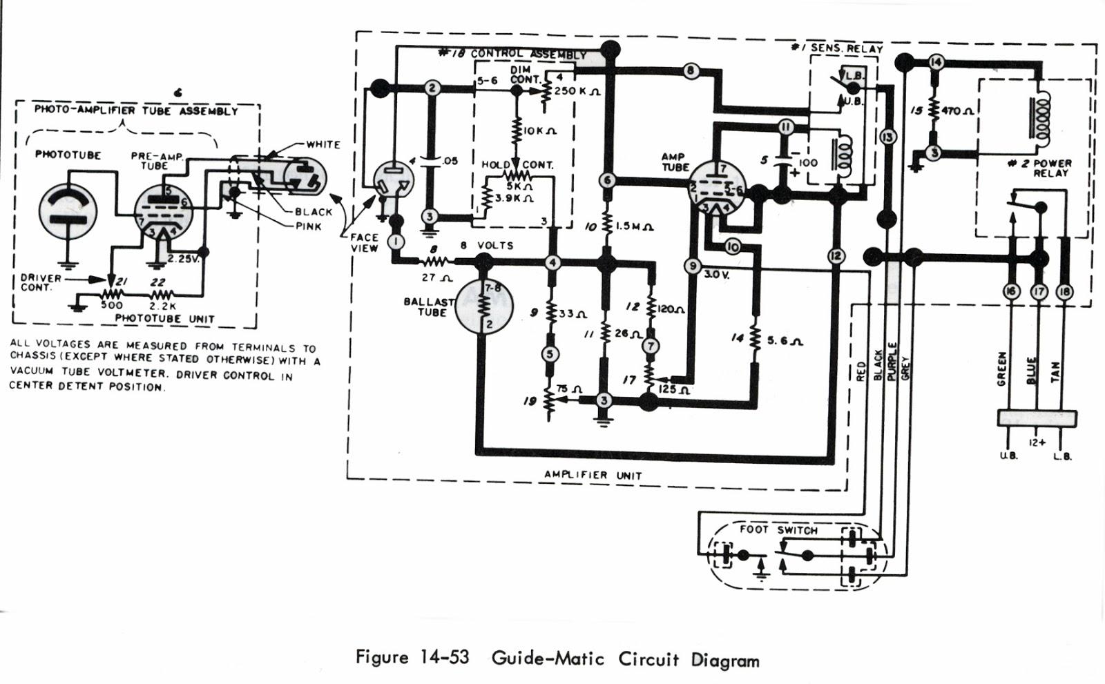 Groß 1968 Gto 400ci Schaltplan Ideen - Elektrische Schaltplan-Ideen ...