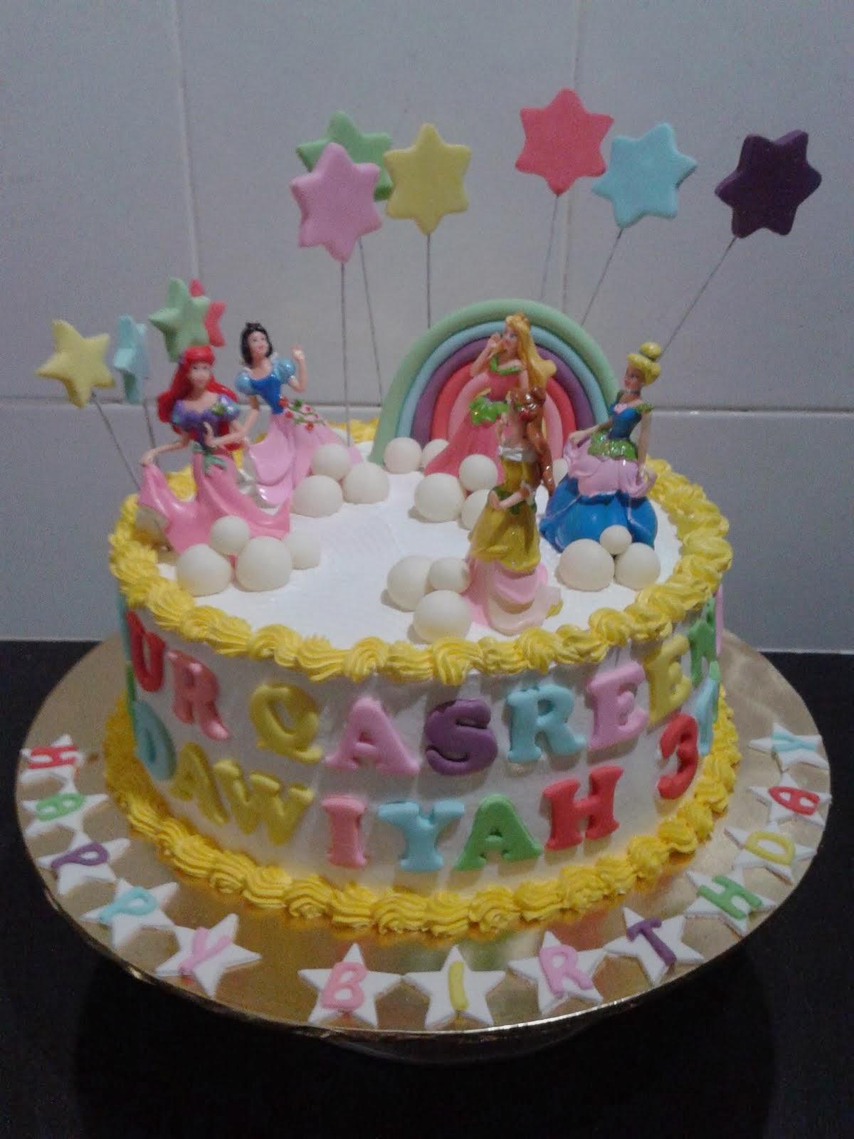 Kek bertema