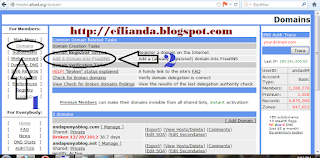 cara add domain di free dss 1