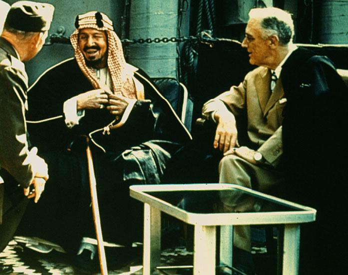Bisnis AS-Saudi, Bergerak Melampaui 'Senjata untuk Minyak'